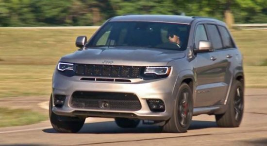 68 The Best 2020 Grand Cherokee Srt Model