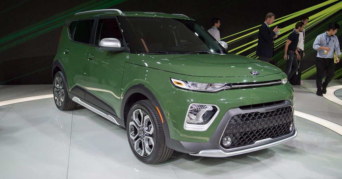 68 The Best 2020 Kia Soul Review and Release date