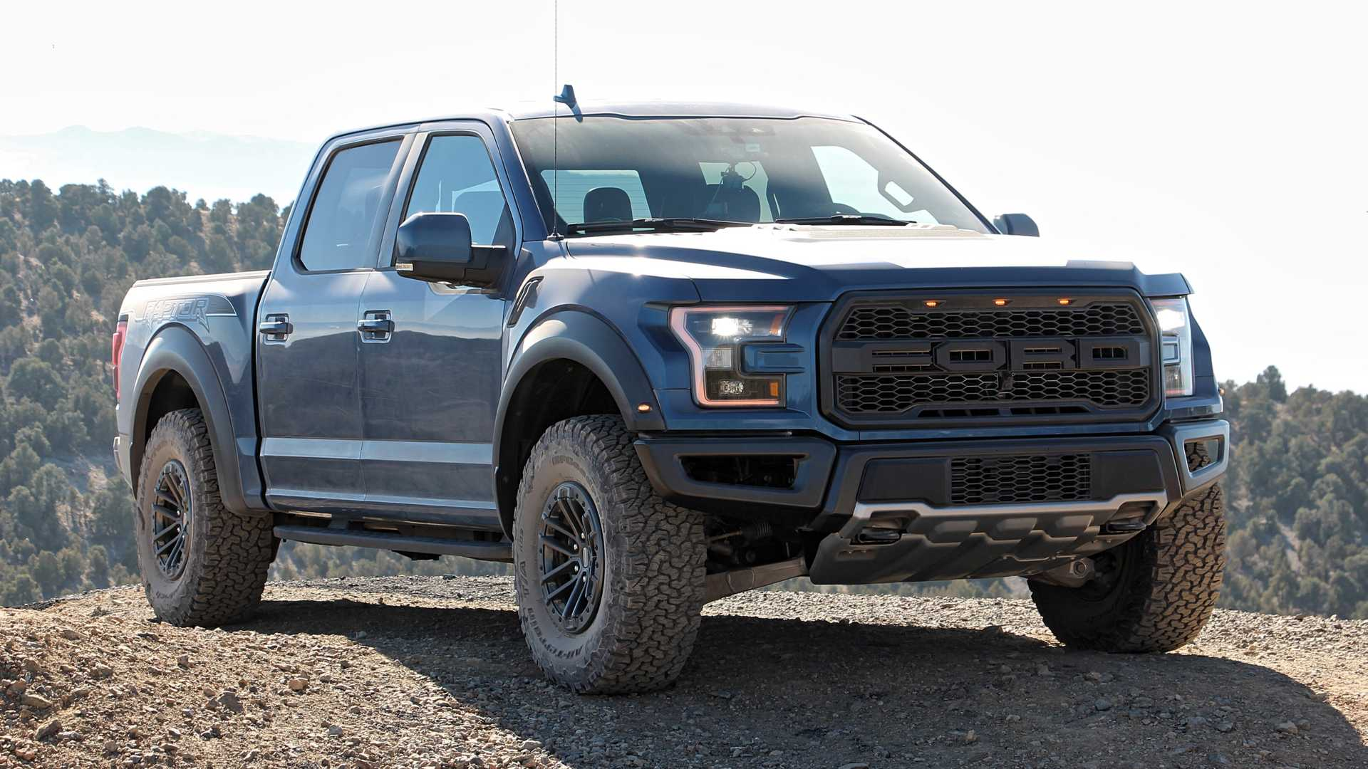 69 A 2019 Ford F150 Raptor Review