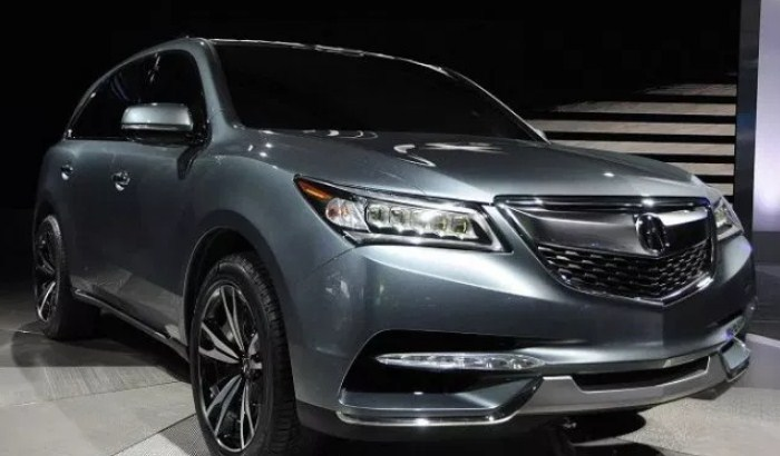 69 A 2020 Acura Mdx Rumors Research New