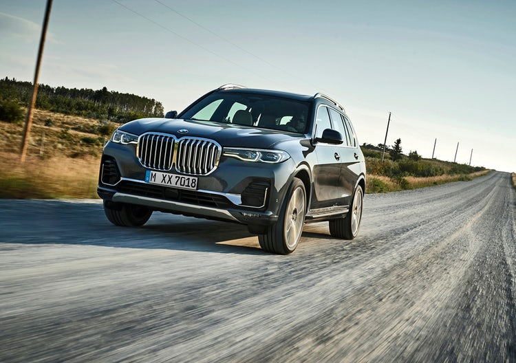 69 A 2020 BMW X7 Suv Series New Concept