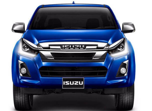 69 A 2020 Isuzu Dmax Exterior and Interior