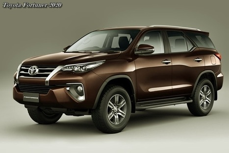 69 A 2020 Toyota Fortuner Performance and New Engine