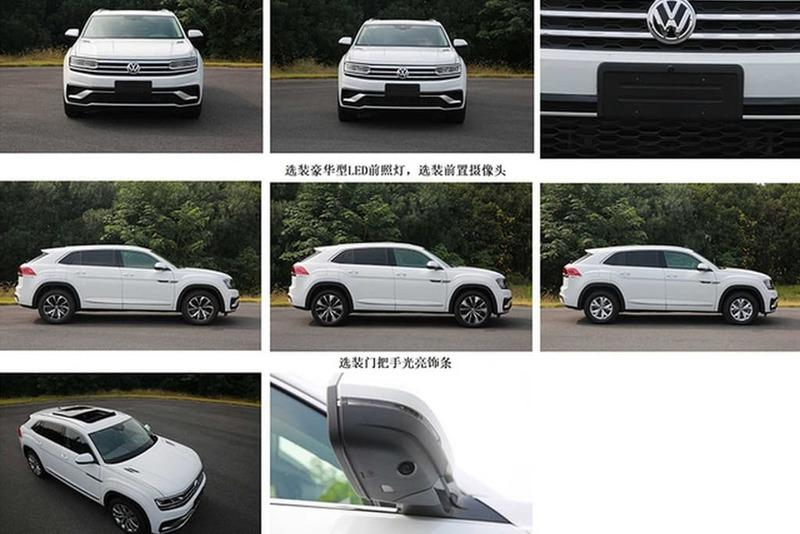 69 A 2020 Volkswagen Cross Research New