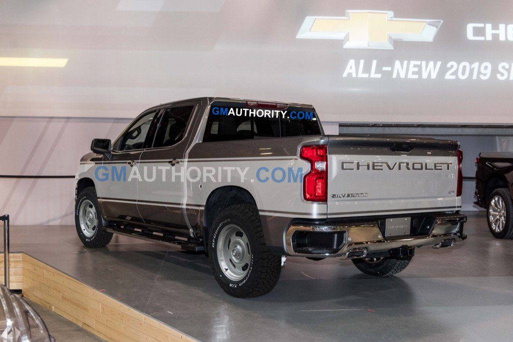 Complete Car Info For 69 All New 2019 Chevy Cheyenne Ss