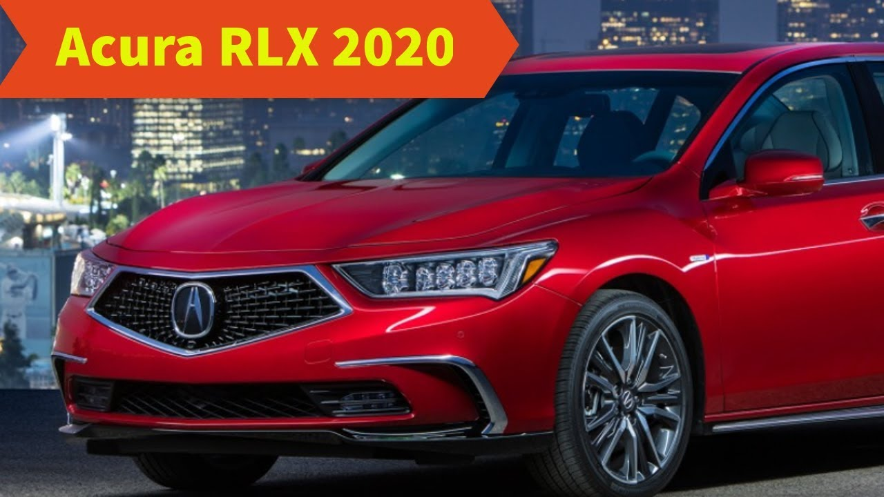 69 All New 2020 Acura RLX Style