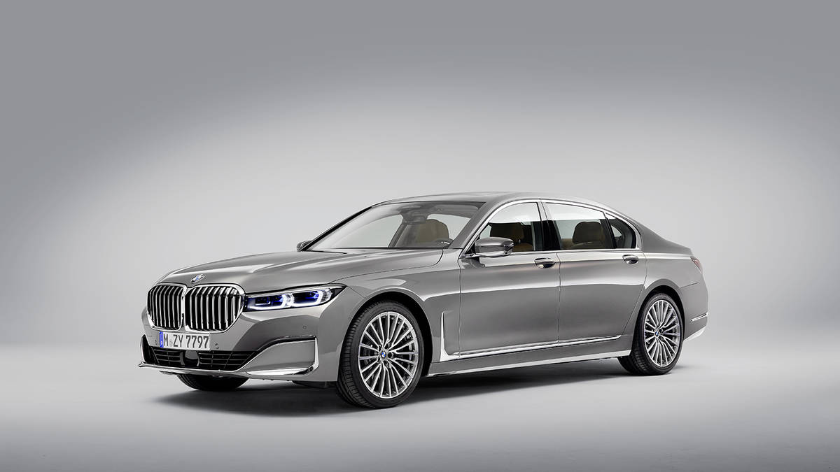 69 All New 2020 BMW 750Li Redesign
