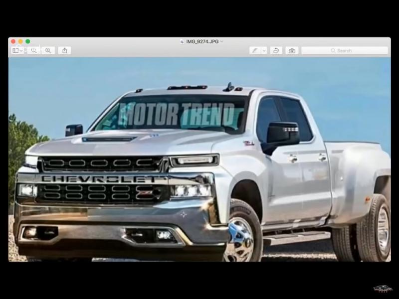 69 All New 2020 Chevy Duramax Picture