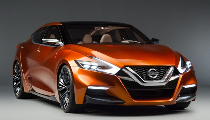 69 All New 2020 Nissan Maxima Detailed Spy Shoot