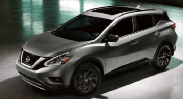 69 All New 2020 Nissan Murano Spy Shoot