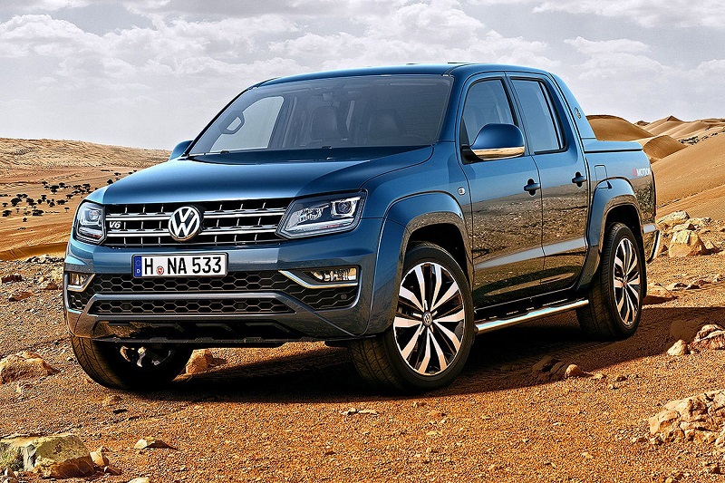 69 All New 2020 VW Amarok Performance