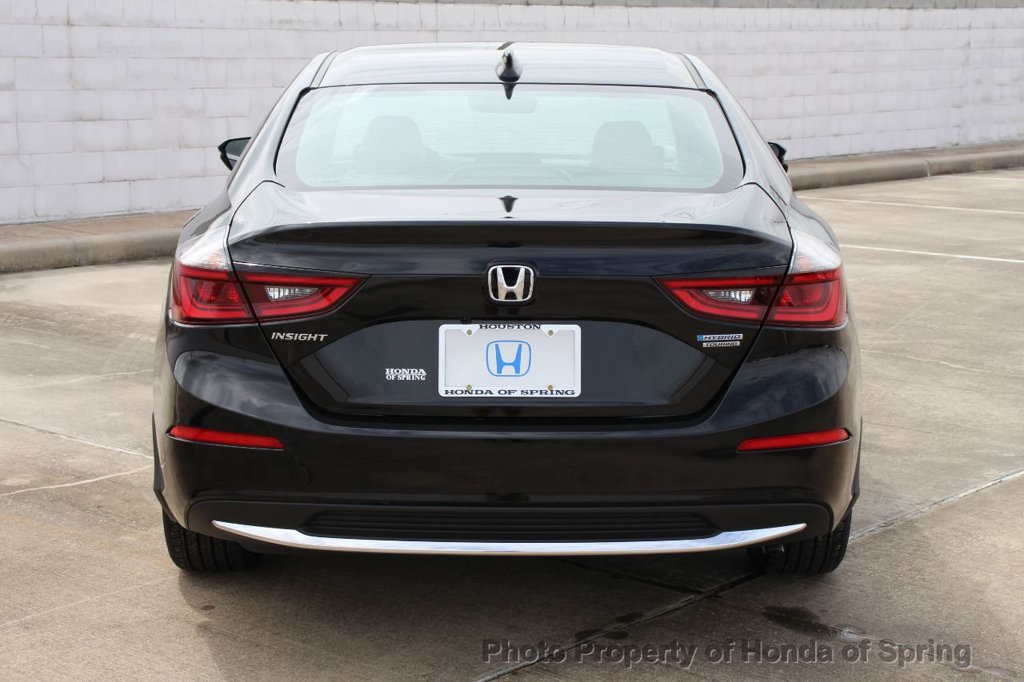 69 Best 2019 Honda Insight Spy Shoot