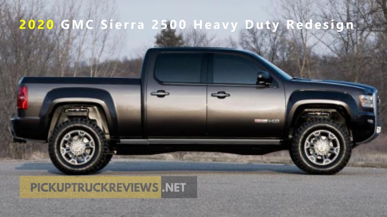 69 Best 2020 GMC Sierra 2500Hd Specs