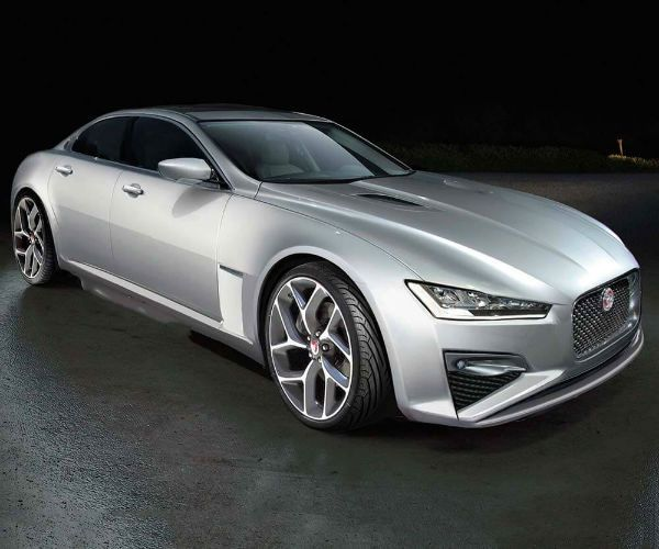 69 Best 2020 Jaguar XJ Redesign and Review