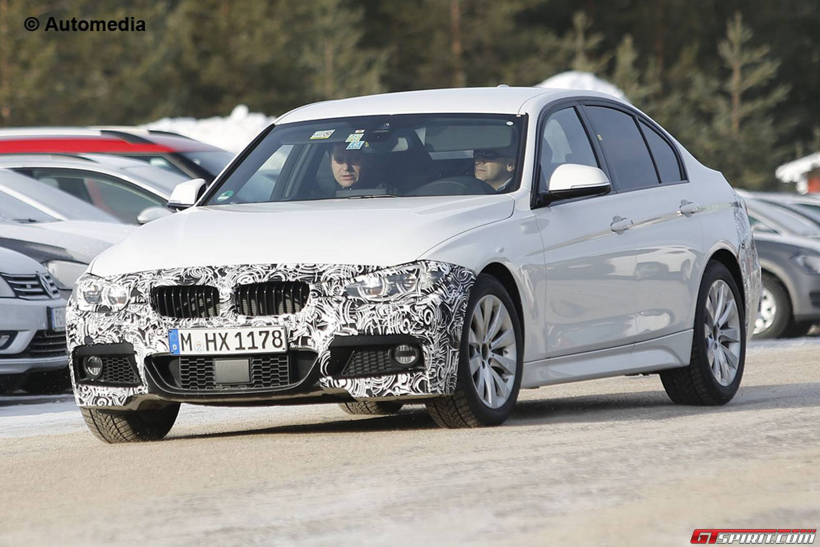 69 Best Spy Shots BMW 3 Series Picture