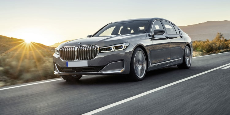 69 New 2019 BMW 750Li Engine
