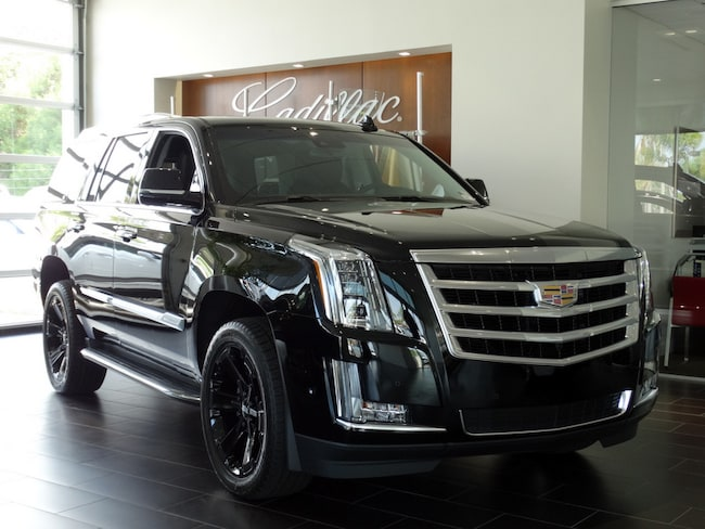 69 New 2019 Cadillac Escalade Luxury Suv Redesign