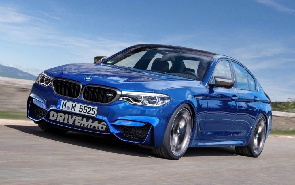 69 New 2020 BMW M5 Get New Engine System Price