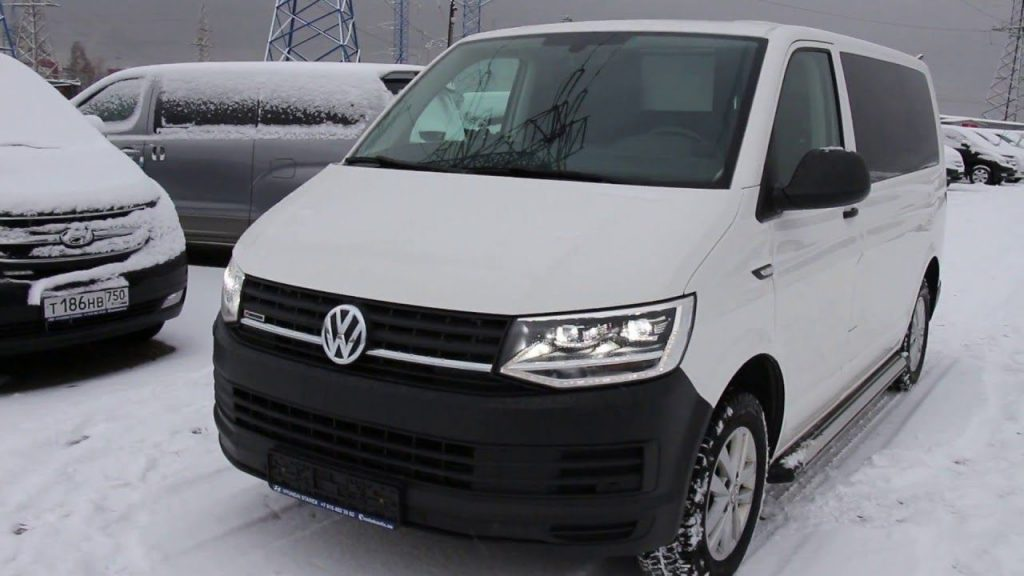 69 New 2020 VW Transporter Exterior