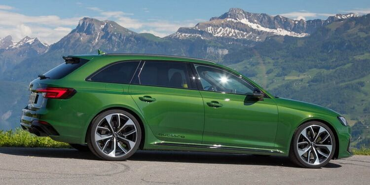 69 The 2019 Audi Rs4 Concept and Review
