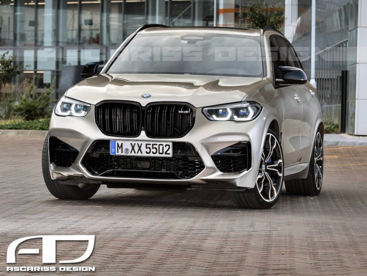 69 The 2020 BMW X5 Spy Shoot