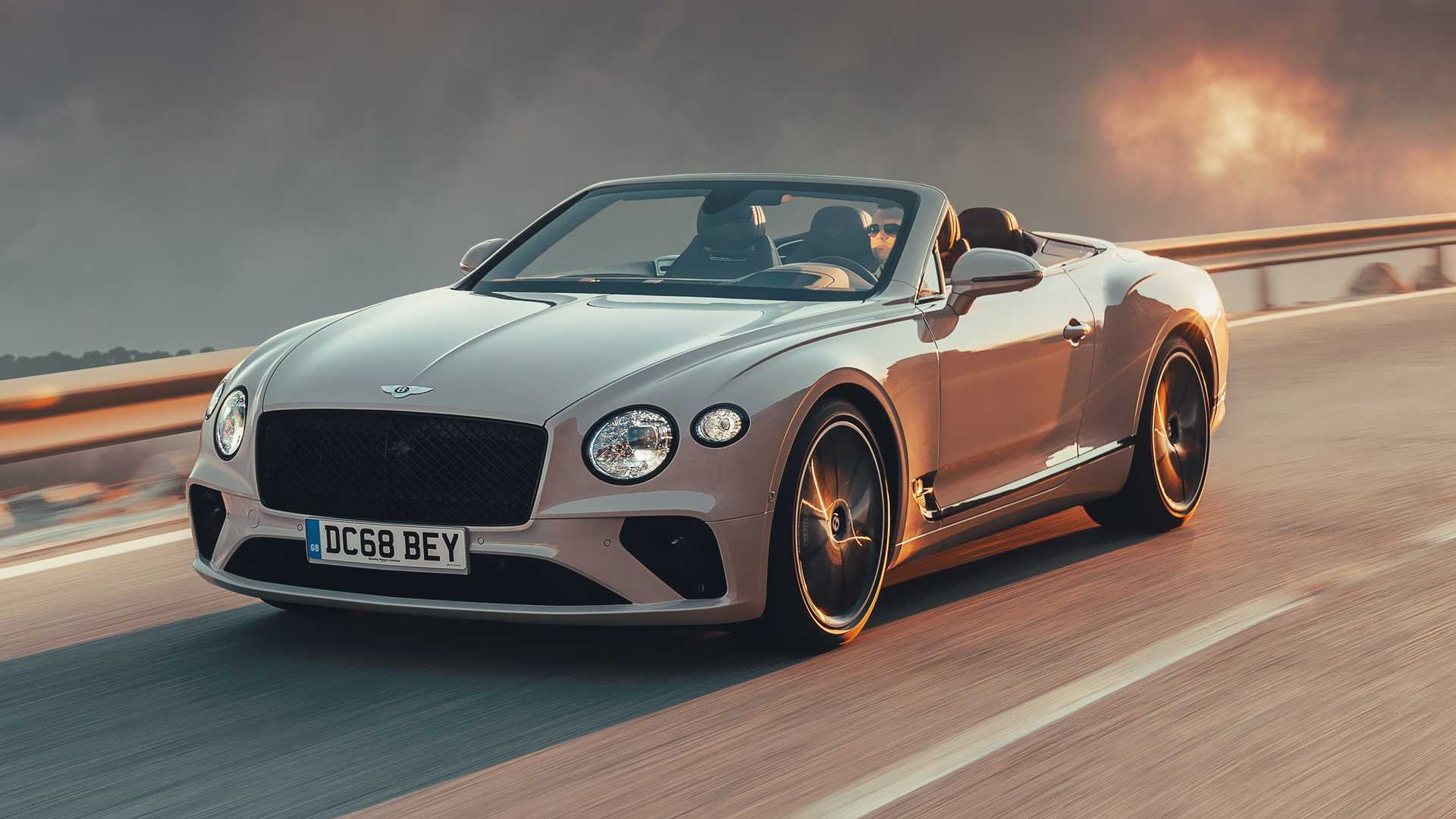 69 The 2020 Bentley Continental GT Style