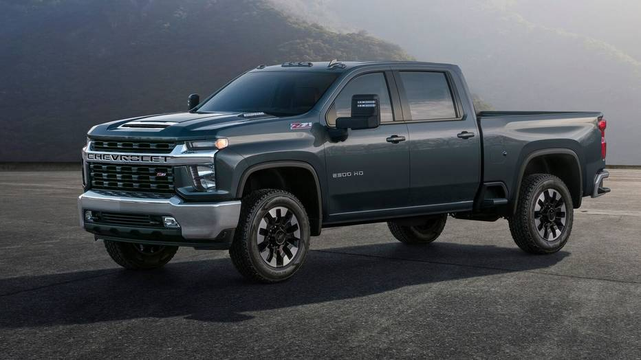 69 The 2020 Chevrolet Silverado Speed Test