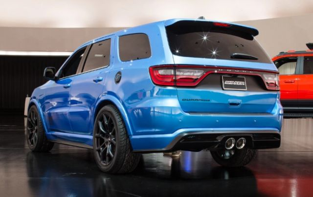 69 The 2020 Dodge Durango Srt Engine