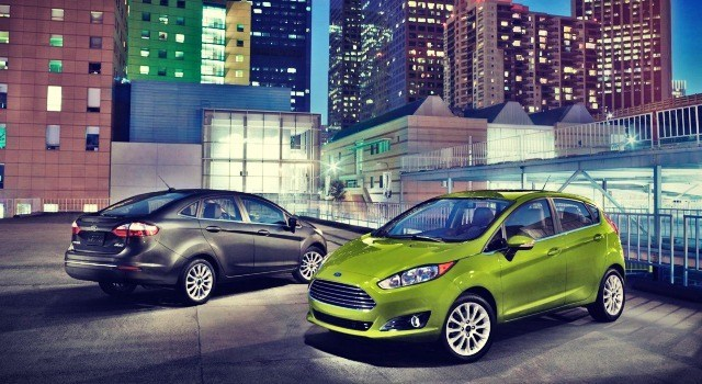 69 The 2020 Ford Fiesta Ratings