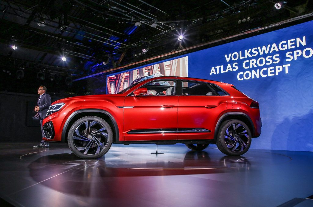 69 The 2020 Volkswagen Cross Price and Release date