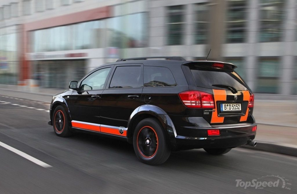 69 The Best 2020 Dodge Journey Srt Price