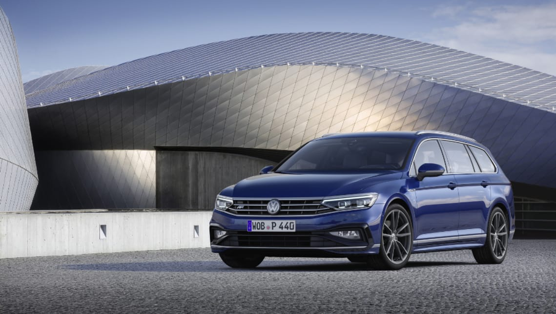 69 The Best 2020 Vw Passat Alltrack Performance and New Engine