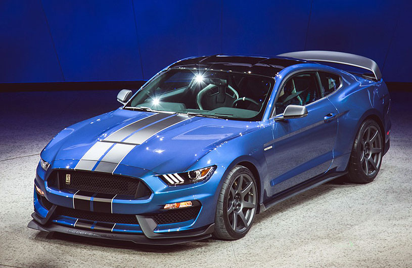 70 A 2019 Ford Mustang Shelby Gt 350 New Model and Performance