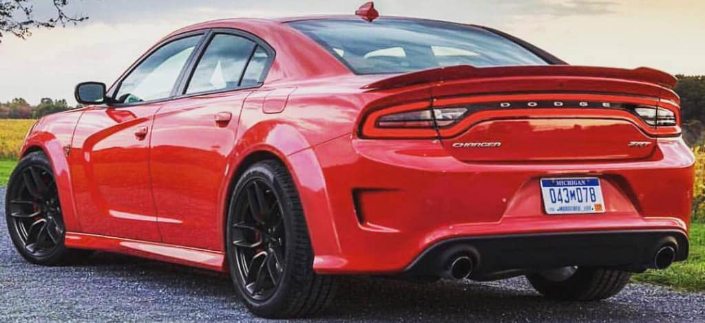 70 A 2020 Dodge Charger Wallpaper