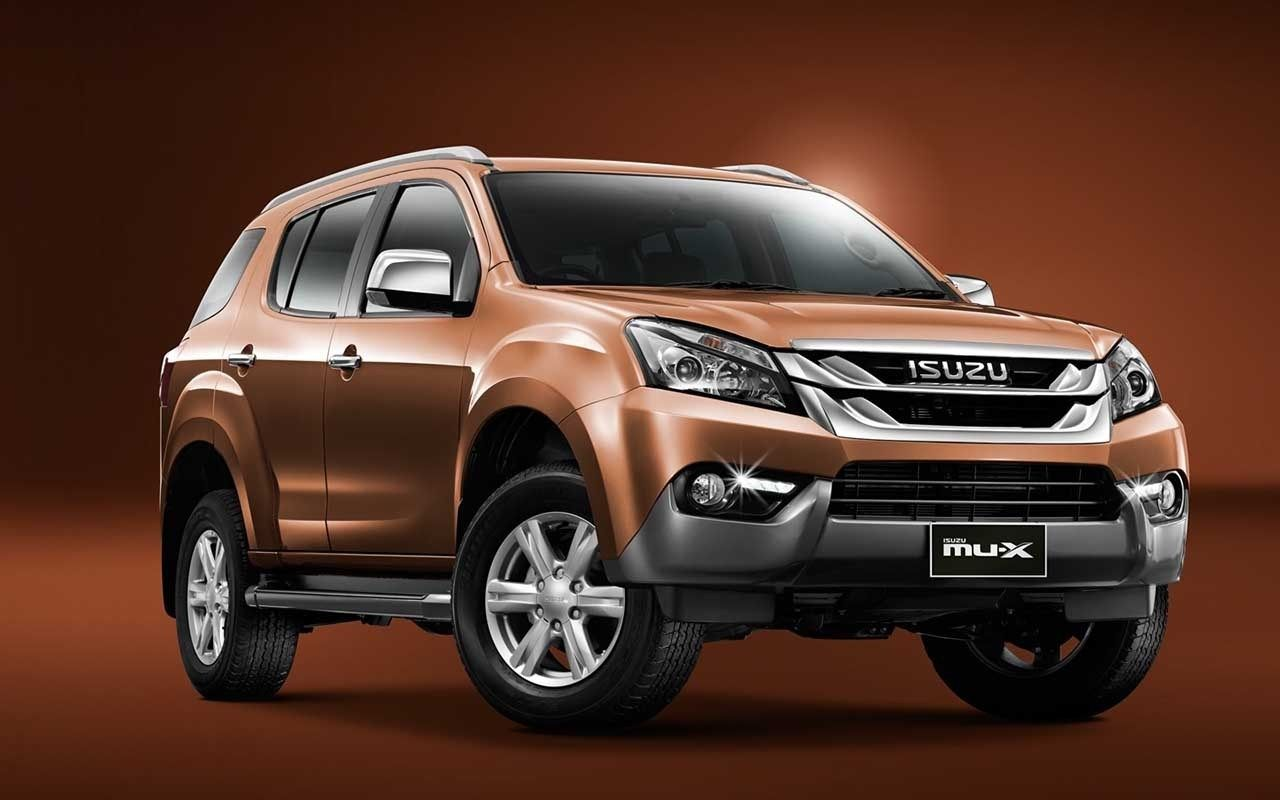 70 A 2020 Isuzu MU X Redesign and Concept