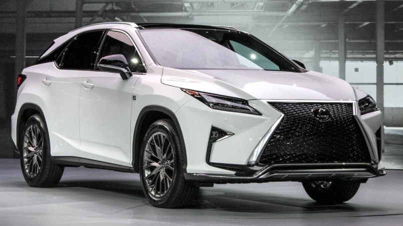 70 A 2020 Lexus RX 450h Ratings