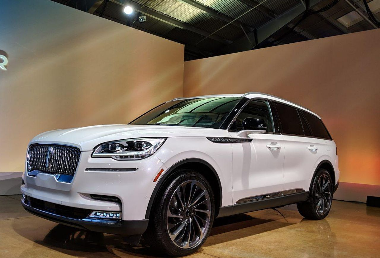 70 A 2020 Lincoln MKX Prices