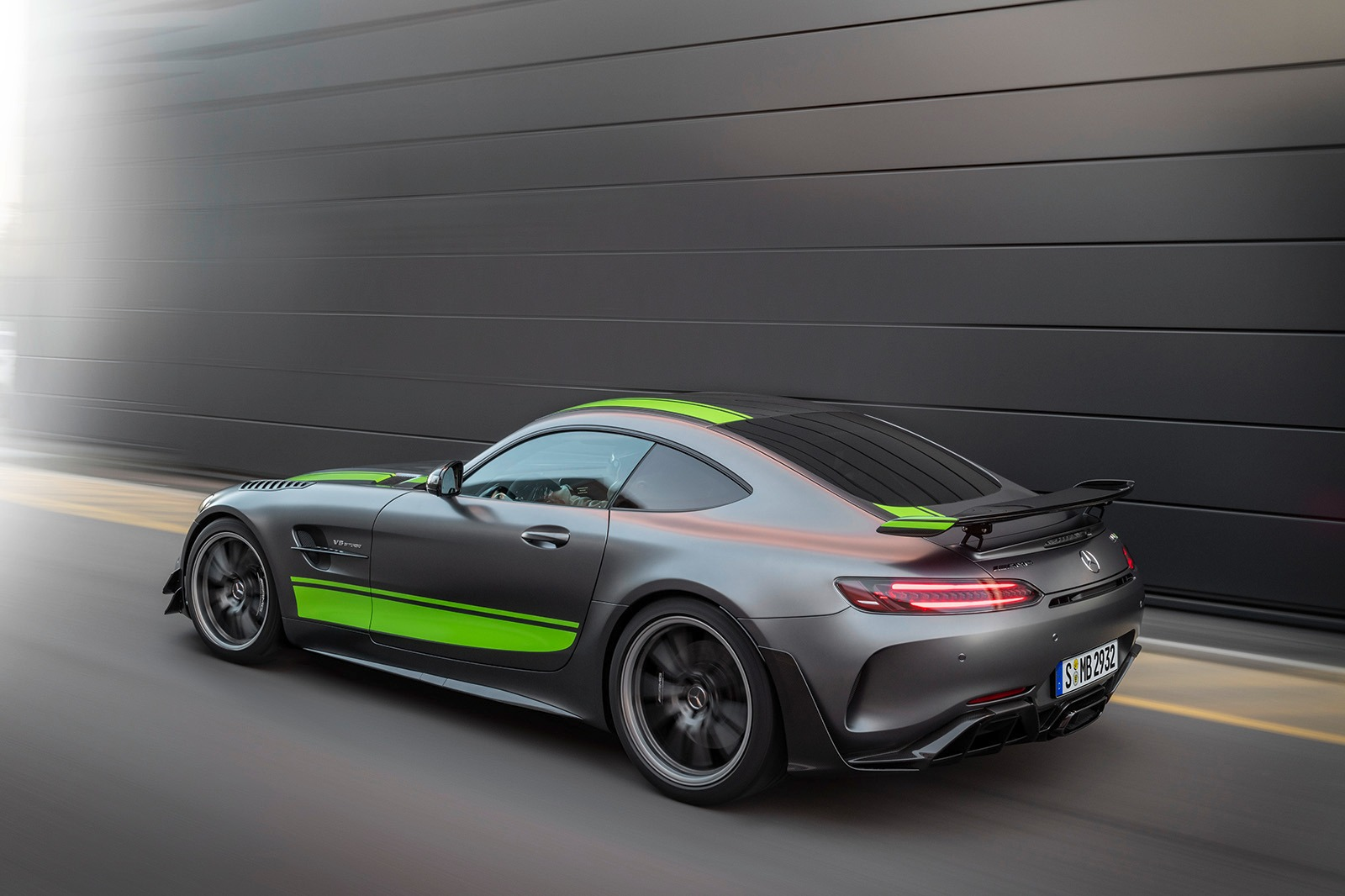 70 A 2020 Mercedes AMG GT Performance and New Engine