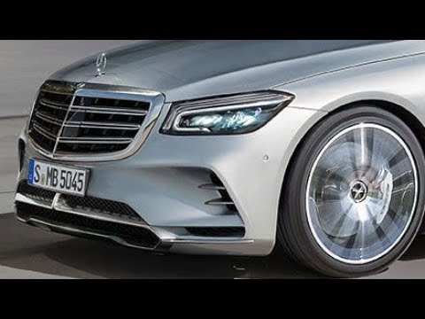 70 A 2020 Mercedes S Class Exterior and Interior