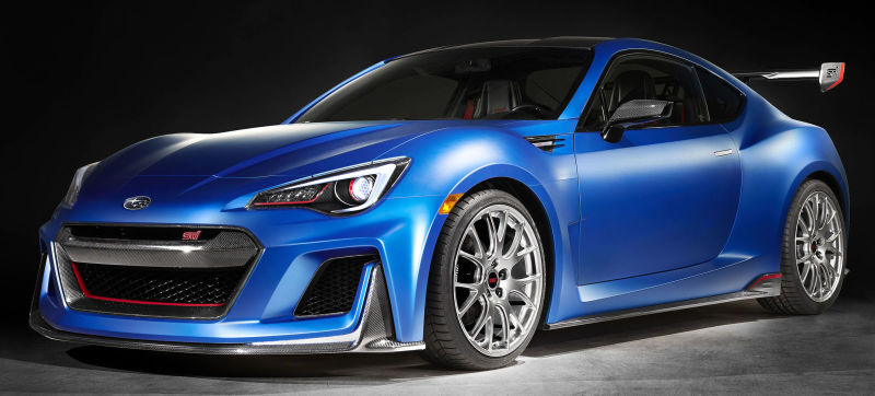 70 A 2020 Subaru Brz Sti Turbo New Model and Performance