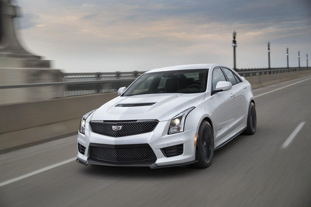 70 All New 2020 Cadillac CTS V New Model and Performance