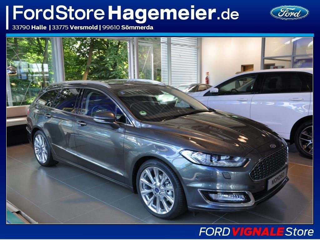 70 All New 2020 Ford Mondeo Vignale Pictures
