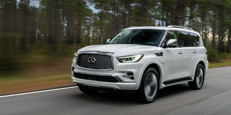 70 All New 2020 Infiniti QX80 Release