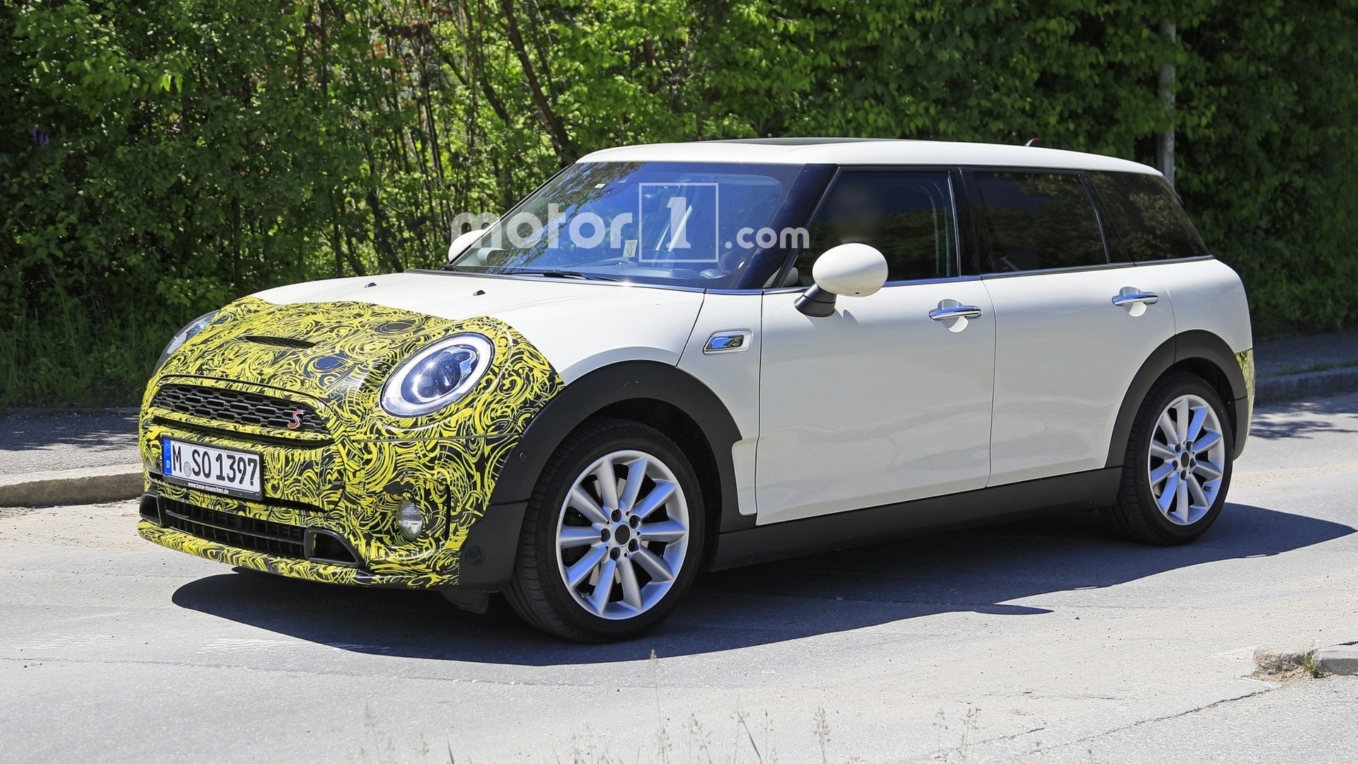 70 All New 2020 Mini Clubman Wallpaper