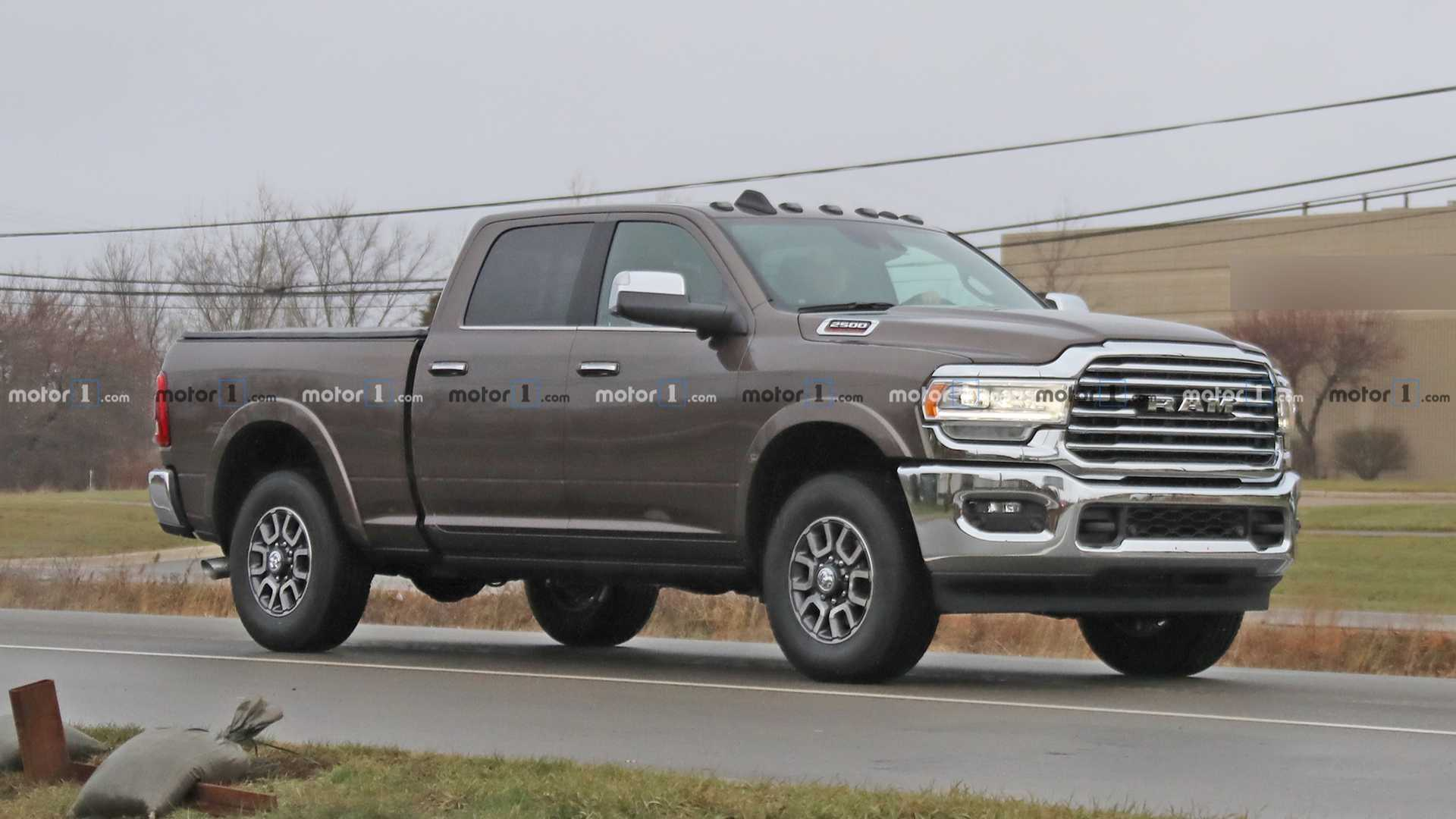70 All New 2020 Ram 3500 Diesel Interior