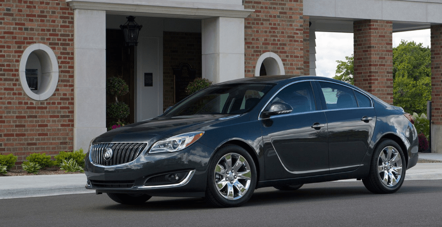 70 Best 2020 Buick Verano Ratings