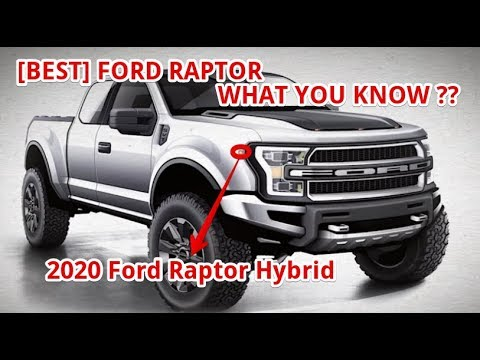 70 Best 2020 Ford F150 Raptor Concept and Review