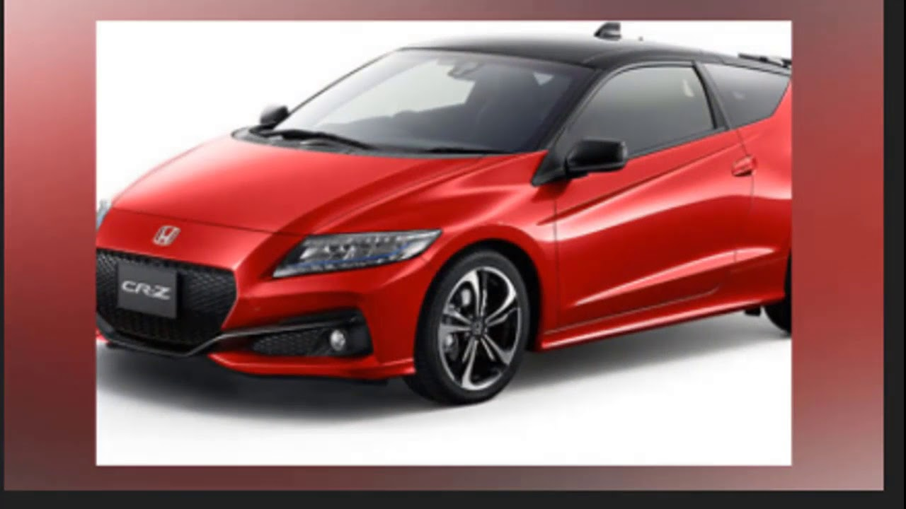 70 Best 2020 Honda Cr Z Photos