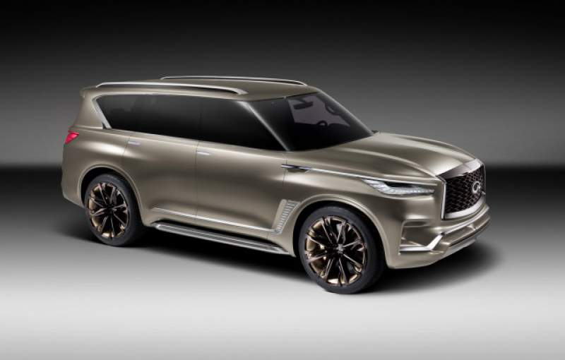 70 Best 2020 Infiniti Qx80 Suv Price Design and Review
