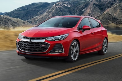 70 New 2019 Chevrolet Cruze Configurations